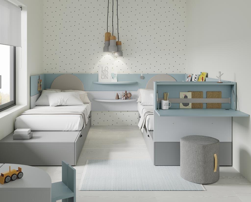 llit nest infantil